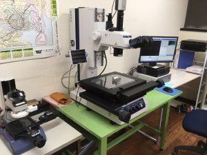 ミツトヨ 測定顕微鏡